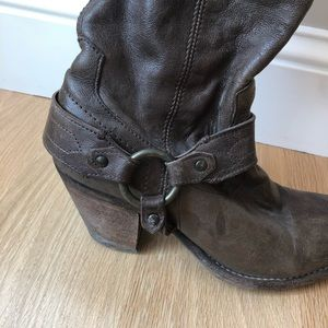 Frye Shoes - Frye Taylor Harness Boot